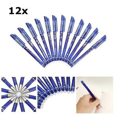 12 * Cancelleria Penne magiche da 0,5 mm Penne cancellabili penna cancellabile 9