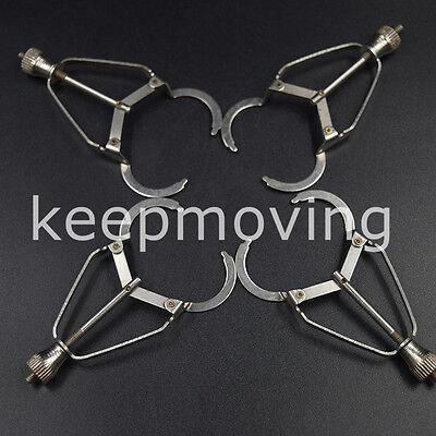 Dental Matrix Bands Retainer Tofflemire Stuck Clip + 20Pcs Large Formation Piece 10