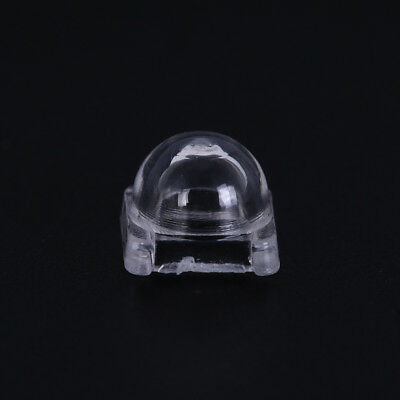 50pcs led lens for 5050smd 30 60 120 degree convex optical lens AU.