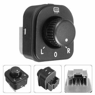 Interruttore del pulsante di controllo dello specchio interruttore della manopola del pulsante di regolazione dello specchio dellauto adatto per 2005-2016 1T1959552