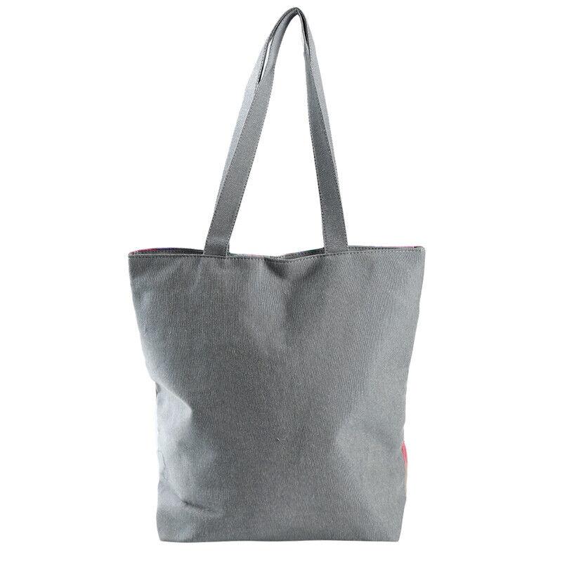 Handbag Elephant Printed Tote Casual Beach Bags Shoulder Shopping Casual JJ 12