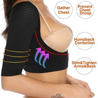 Damen Oberarmformer Buckel Körperhaltung Korrektor Arm Schlanker Mieder Shaper