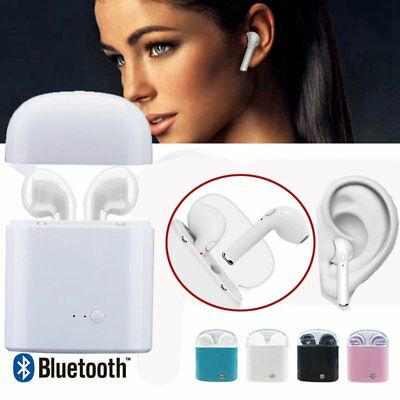 Wireless Bluetooth Earbuds In Ear Headphone For Apple iPhone 6 7 8 X Andriod