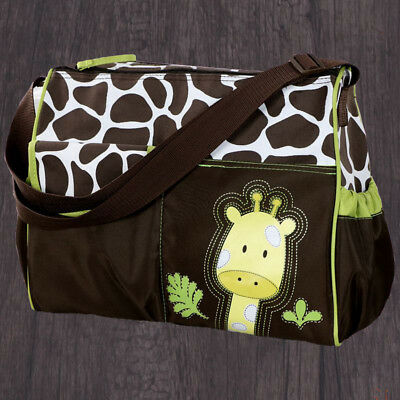 AU4 styles Baby Diaper Nappy Mummy Changing Handbag Shoulder Bag with Mat Travel 4