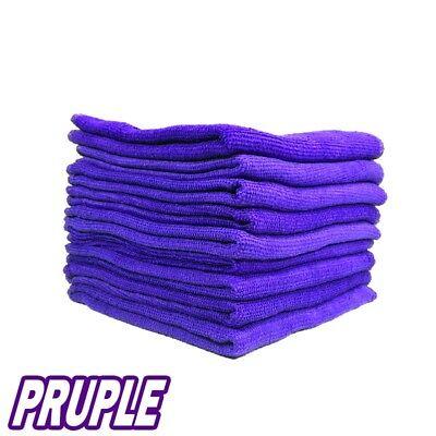 50 Pack Microfiber Cleaning Cloth No-Scratch Rag Car Polishing Detailing Towel 5