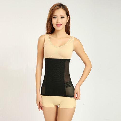 9e4b94471 Body Shaper Invisible Tummy Trimmer Waist Cincher Girdle Corset Slimming  Belt 2 2 of 8 ...