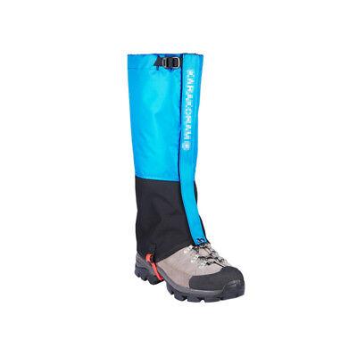 Outdoor Hiking Snow Ski Climbing Leg Shoe Cover Waterproof Boot Legging Gaiters