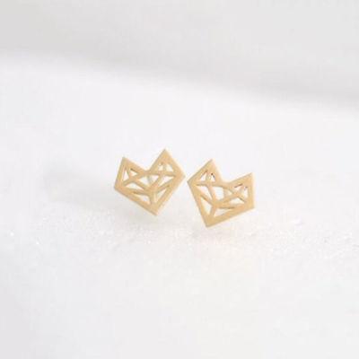 Fashion Women's Girl 925 Silver Sterling Earrings Cute Ear Stud Jewelry Gifts 8