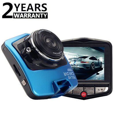 "2,4 ""volle 720p HD Auto DVR Fahrzeug LCD Kamera Video Recorder Dash Ehs"
