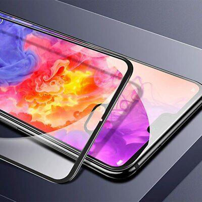 Huawei P20 verre trempé intégrale écran 100% couvert protection totale 3