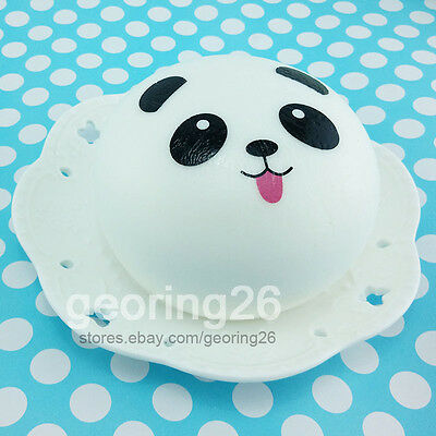 Bag Parts & Accessories Capable 7cm Key/bag Strap Pendant Squishes Bag Accessories Jumbo Panda Squishy Charms Kawaii Buns Bread Cell Phone Yet Not Vulgar