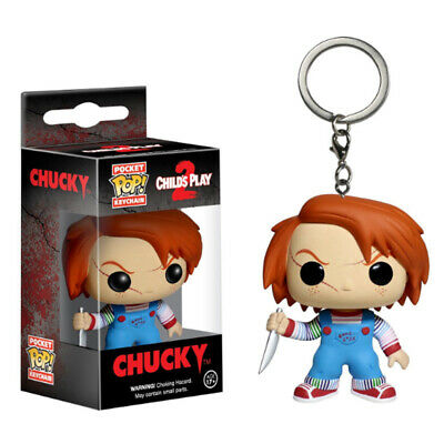 DC Marvel Keyring Groot/Rick/Morty/Dean/Goku Figure Funko POP Pocket Keychain 11
