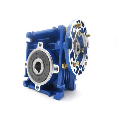 NMRV030 Worm Gear Reducer 56B14 Ratio 15 20 30 40 50:1 for Asynchronous Motor 3