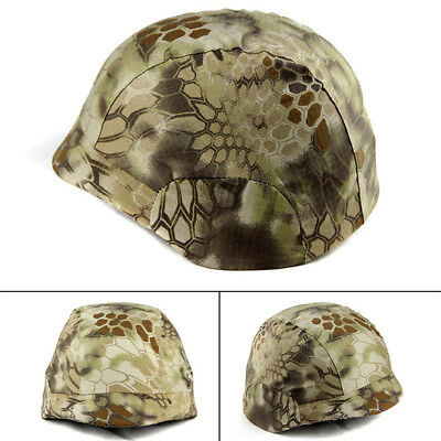 Airsoft Paintball M88 Helmet Cover Military Army Woodland Digital camouflage