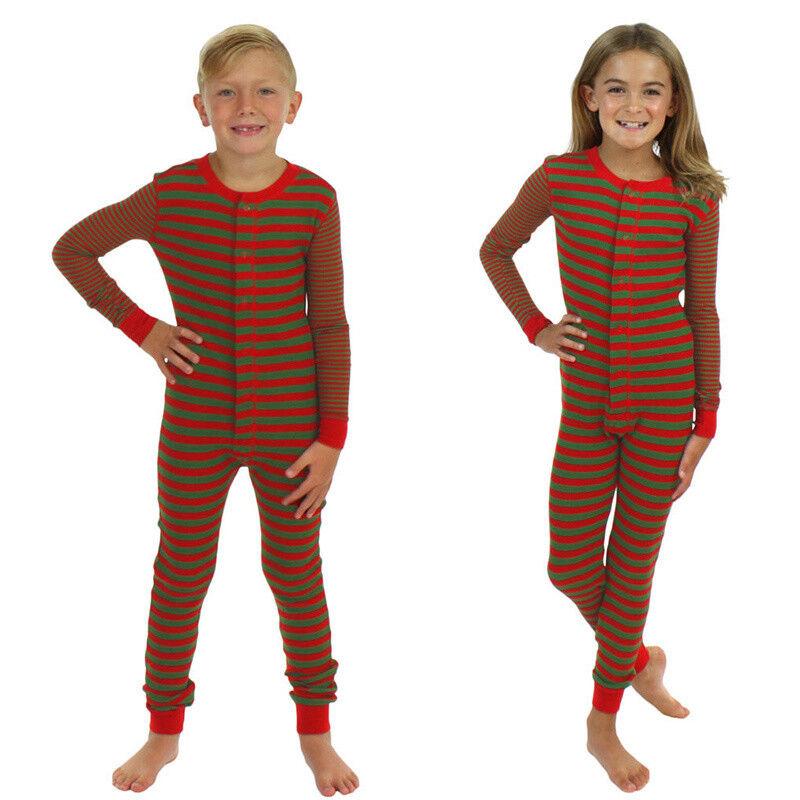 gut wähle authentisch hochwertige Materialien PARTNERLOOK FAMILIE NACHTWÄSCHE Schlafanzug Pyjama Overall Strampler  Weihnachten