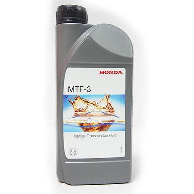 Genuine New Honda Ultra MTF-3 3L - 0826799902HE x 3 2