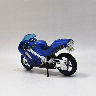 1:18 Welly Honda NR Motorcycle Bike Model Toy Red