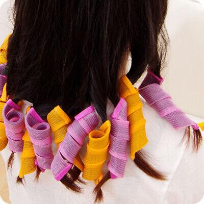 NEU Magic Frisur Bendy Haar Lockenwickler Spirallocken Spiral Curls DIY Werkzeug 5
