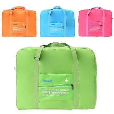 Foldable Large Duffel Bag Luggage Storage Bag Waterproof Travel Pouch Tote Bag 3