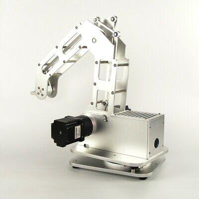 4-Axis 4-DOF Robot Arm Industrial Mechanical Arm + 57 Gear Motors 2.5kg 500W tps 6