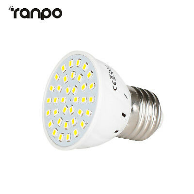 LED Spot Strahler Lampe Leuchtmittel Weiß Warmweiß GU10 E27 MR16 3W 5W 7W 220V 8