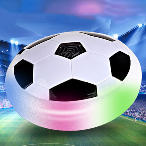 Kids Children Hover Ball LED Football Indoor Soft Foam Floating Fun Ball Gift