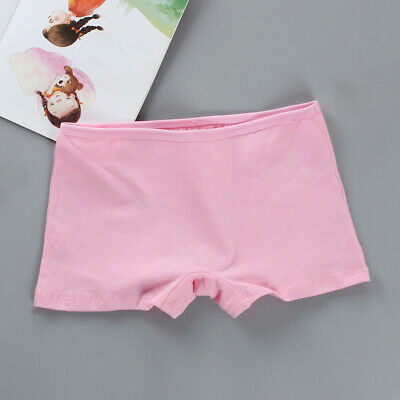 1 Pack Women Boxers Shorts Cotton Girls Ladies Knickers Underwear Panties 10