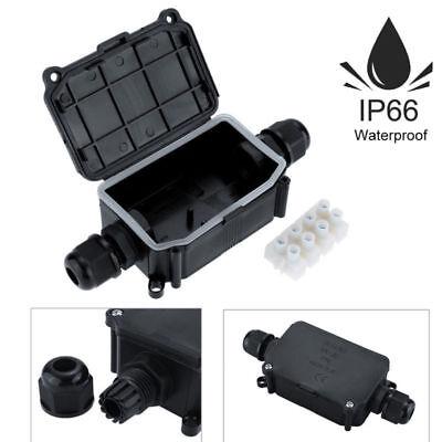 2/3 Wege Klemmdose IP66 450V Abzweigdose Verteilerdose Anschlussdose Wasserdicht 10