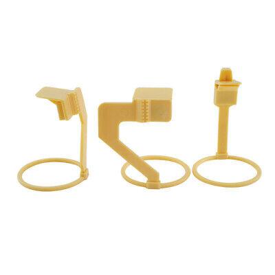 3Pcs Dental X-Ray Positioner Holder For Digital X-ray Film Sensors Oral tool FDA 3