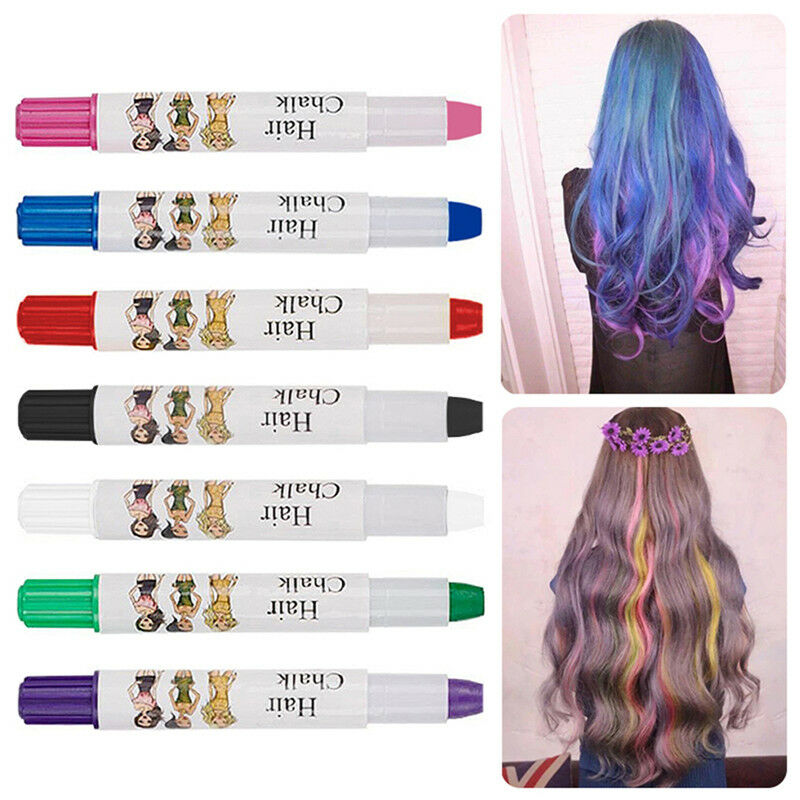 1pc Temporary Hair Spray Many Colors Easy Highlight Color Disposable