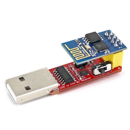 OPEN-SMART USB to ESP8266 ESP-01 Wi-Fi Adapter Module w/ CH340G Driver