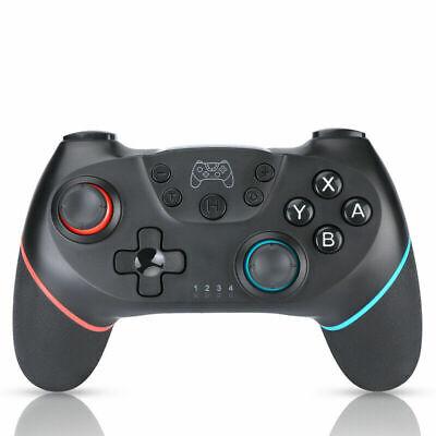 For Nintendo Switch Wireless Pro Controller Gamepad Joypad Joystick Remote New 7