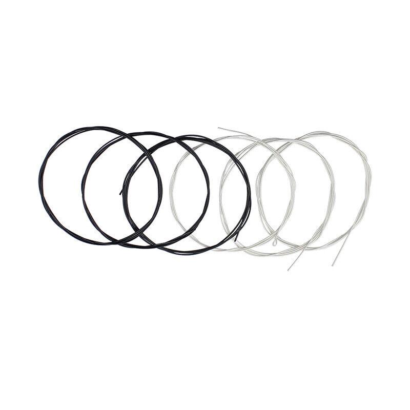 Corde per Chitarra 6 pezzi C101 Set di corde per chitarra classica Nylon Core W 6