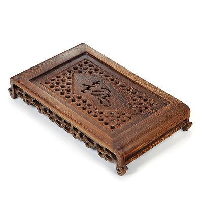 Tea tray wenge wood tea table Rosewood tea table solid wood water holder layers 5