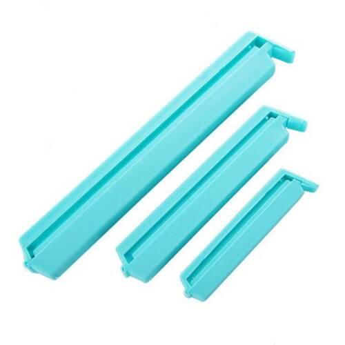 12pcs/set Size Househould Seal Pliers Food Snack Storage Sealer Clip Clamp L 7