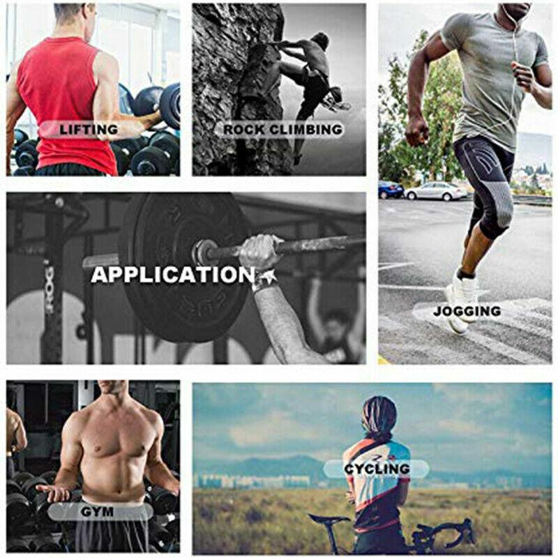 Men Weight Loss Waist Trainer Slimming Sauna Neoprene Slimming Body Shaper HOT 11