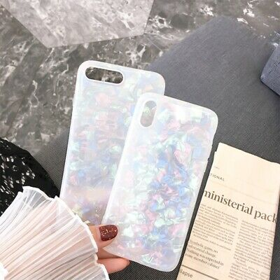 For iPhone 8 7 Plus XS MAX XR Marble Shockproof Silicone Soft Phone Case Cover 4