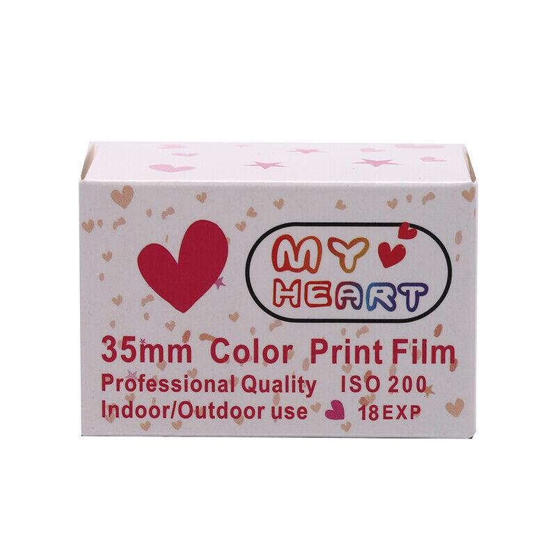 35mm Color Print Film 135 Format Camera Lomo Holga Dedicated ISO 20 PKJ 2