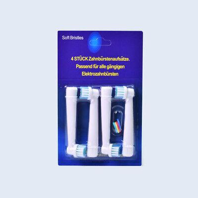 8 Testine Ricambio  Precision Clean Per Spazzolino Elettrico Oral B 2