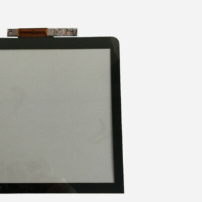 NEW FOR Sony VAIO SVF153A1YL SVF152A23T SVF1521ECXW Touch Screen glass Digitizer