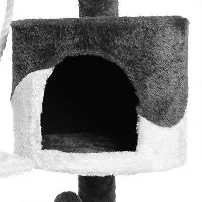 Eck-Kratzbaum Katzenkratzbäume Katzenbaum Kletterbaum Spielbaum Sisal Deckenhoch 2