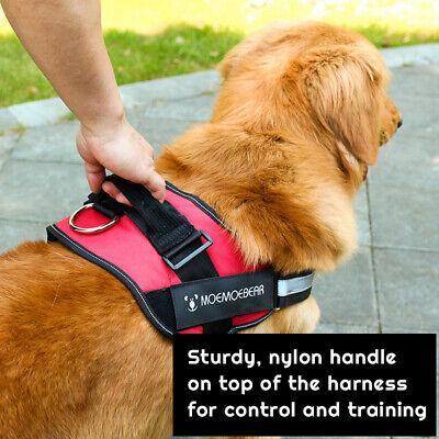 Tactical Dog Excursion K9 Training Patrol Vest Harness, XS/S/M/L/XL/XXL 2