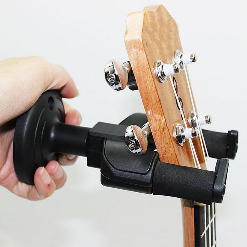 Guitar Hanger Stand Holder Hook Wall Mount Rack Display Acoustic Electric Bass 4
