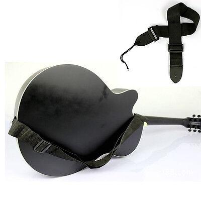 Stylish Acoustic Electric Guitar Bass Nylon Adjustable Strap Belt Guitar Strap