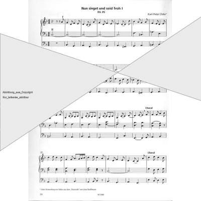 Spielbuch Orgel NEU! Chilla STRUBE VS3407 Das spiele ich morgen III