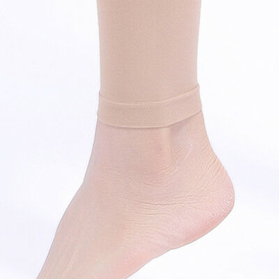 2018 20-30 mmHg Medical Compression Care Socks Support Stockings Travel Flight 9