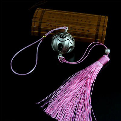 Grandmaster of Demonic Cosplay Cultivation Wuxian Jiang Cheng Pendant Bell Metal