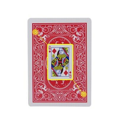 New Secret Marked Poker Cards See Through Playing Cards Magic Toys Magic Tricks 3