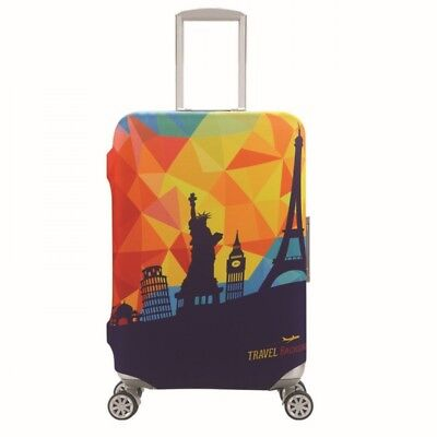 Luggage Protective Cover Suitcase Protect Dust Bag Case Child Cartoon 19-32 inch 12