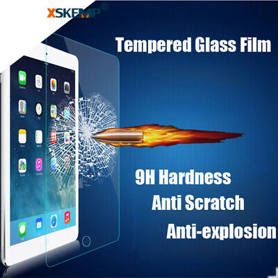 9H+ Premium Real Tempered Glass Screen Protector Flim For Apple iPad Pro 11 2018 2